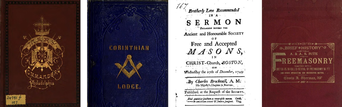 Masonic Books 04