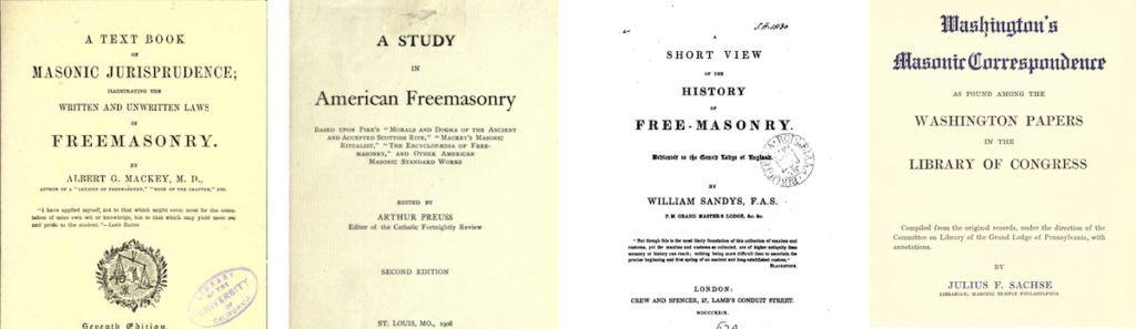 Masonic Books 06