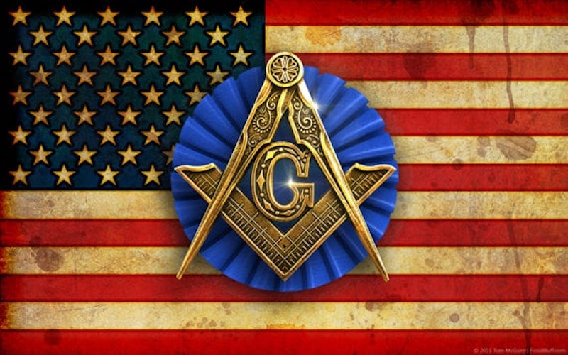 history of Freemasonry in North America
