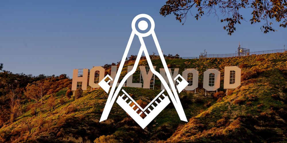 Freemasonry and Hollywood