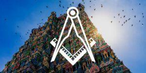 hindu and freemasonry