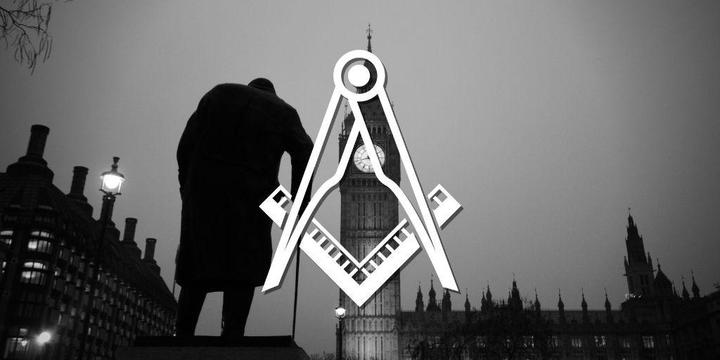 was winston churchill a Freemason