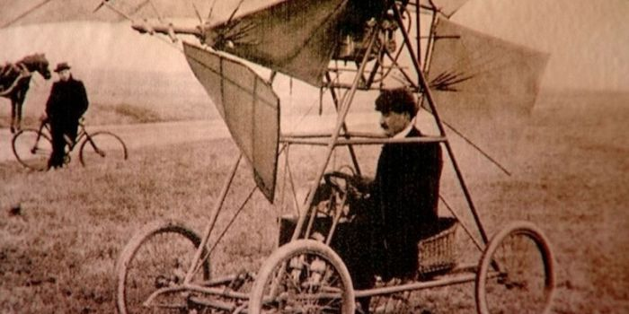 Early Flight Technology