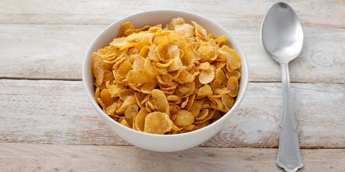 Corn Flakes & Peanut Butter