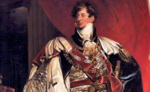 King George IV freemason