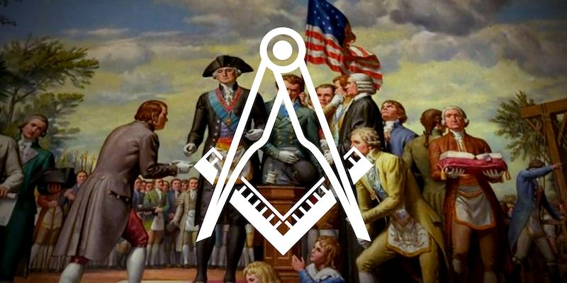 masonic facts about george washington