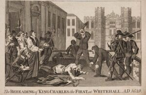 the execution of king charles