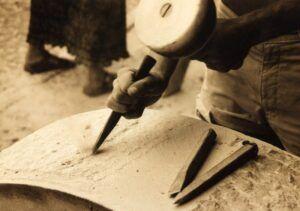 tools of ancient stonemasons