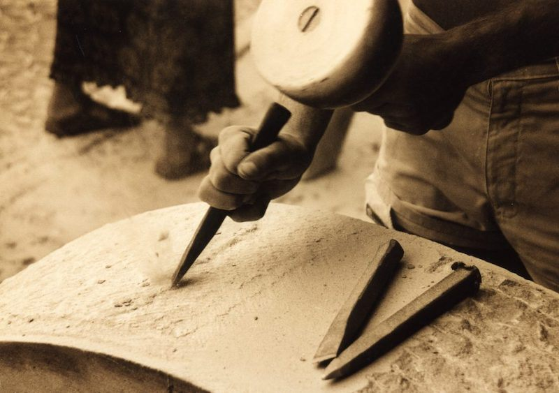 tools of ancient stonemasons