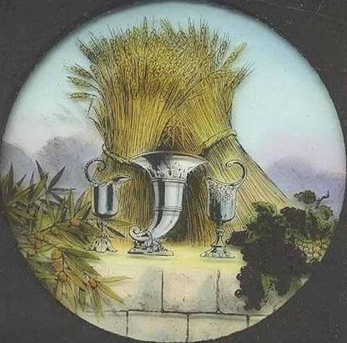 Masonic Sheaf of Corn