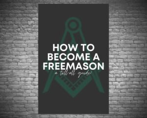 how to join the freemasons book