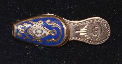 Masonic Shoe