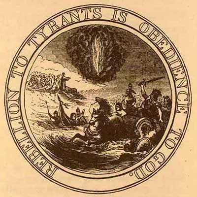 Franklin's Proposal for the US Great Seal