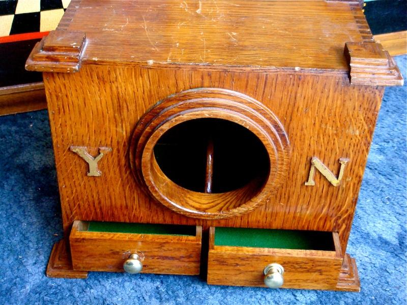 a masonic ballot box