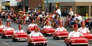 Shriners, International