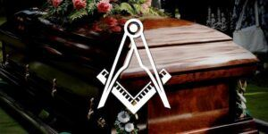 what is a masonic funeral