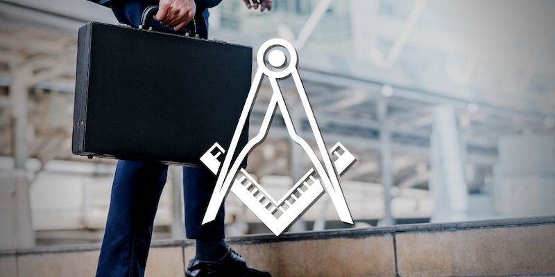 Why Do Freemasons Carry Briefcases?