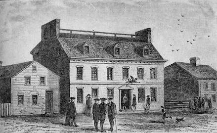 St Andrew's Lodge No. 81 in Boston