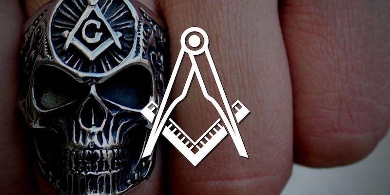 can non masons wear masonic items