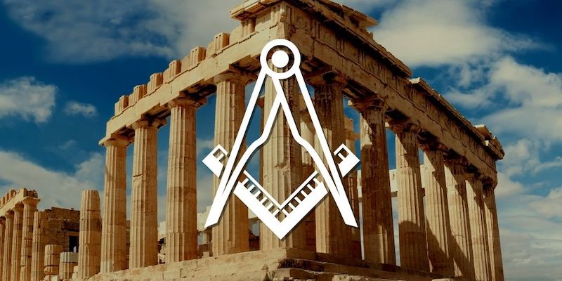 freemasonry and greek history
